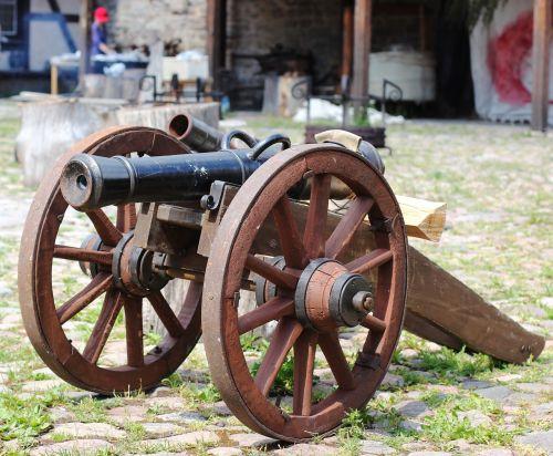 cannon kernel antique
