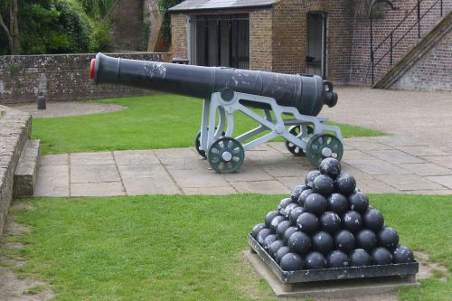 cannon old military