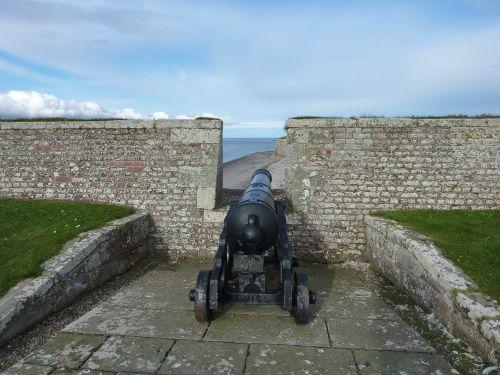 cannon gun fort