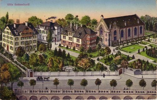 cannstadt postcard old