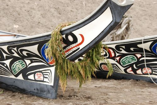 canoe boat ceremony