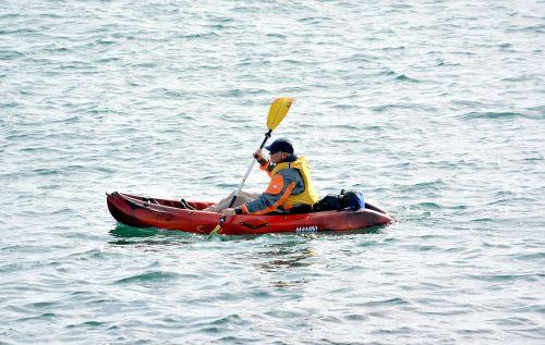canoe kayak water sport