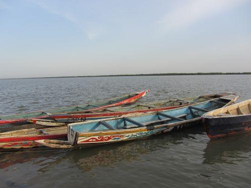 canoe casamance senegal
