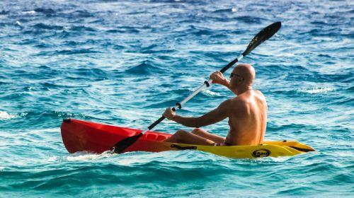 canoe kayak sport adventure