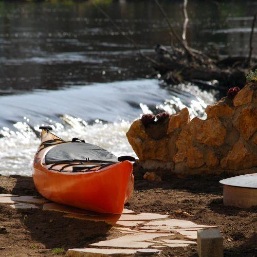 canoeing water kayak