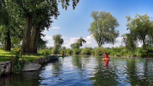 canoeing kayak ljubljana