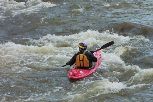 canoeing water sport