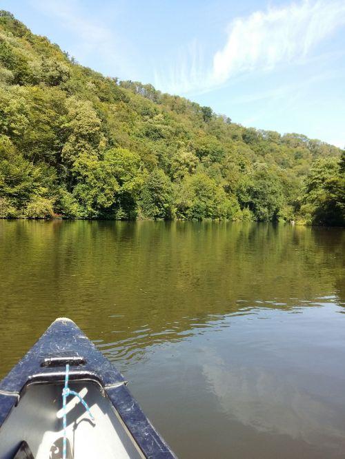 canoeing canoe tour lahn