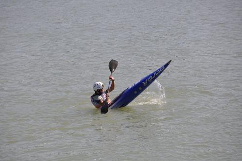 canoeing paddle paddler