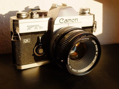 canon analog camera