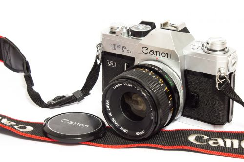 canon camera film