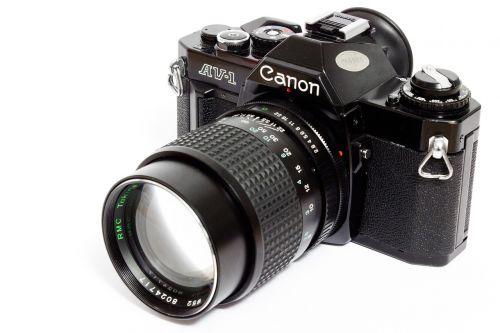 canon camera analog