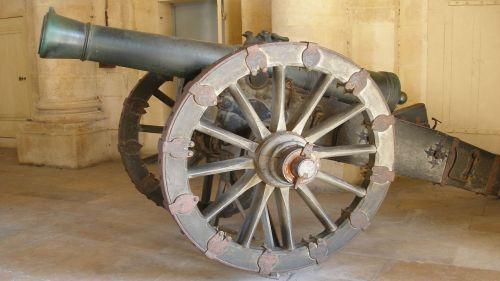 canon lookout artillery