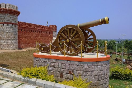 canon memorial fort
