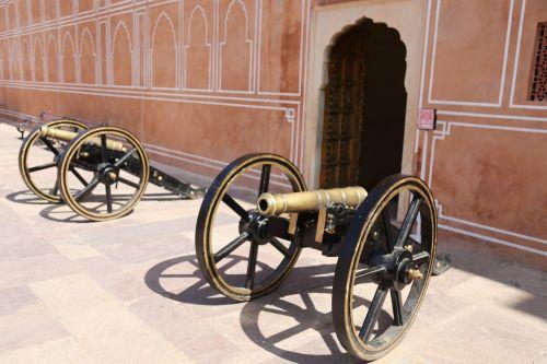 canons fort warfare