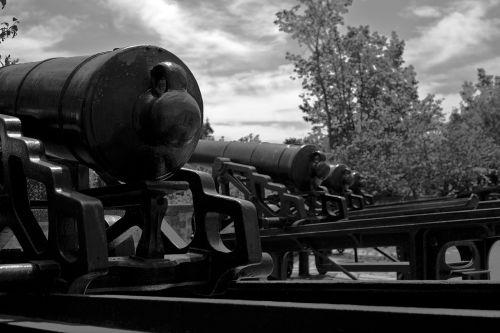 canons quebec war