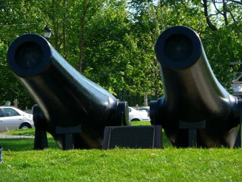 canons decommissioned exhibits