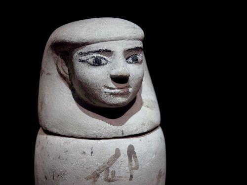 canopic jar egyptian