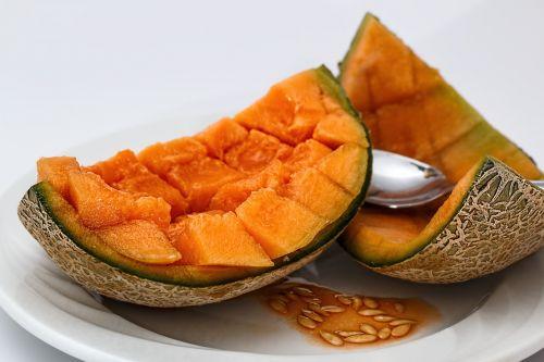 cantaloupe sweet melon melon