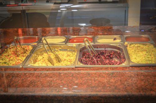 canteen fastfood pig iron