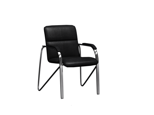 cantilever chair metal