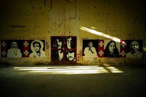canvas art wall