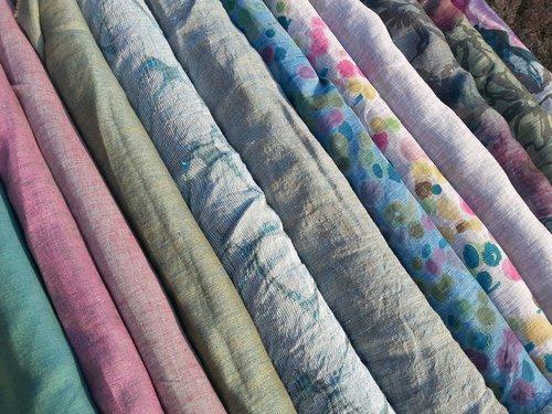 canvas  fabric  tissue