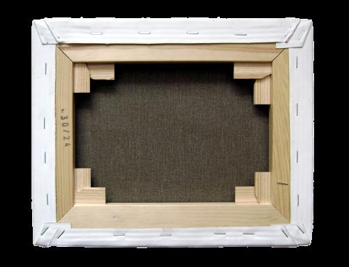 canvas loom frame