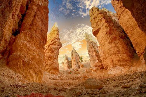 kanjonas,dykuma,kraštovaizdis,vaizdingas,Rokas,gamta,dykuma,Arizona,amerikietis,smiltainis