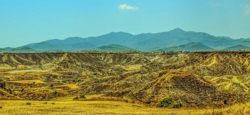kanjonas,slėnis,kraštovaizdis,kalnai,gamta,geologija,erozija,peizažas,dykuma,Kipras