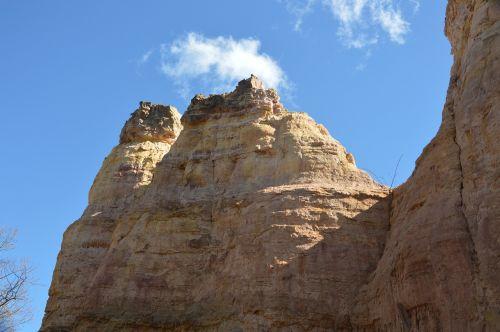 canyon sky nature