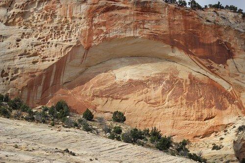 canyon  rock  nature