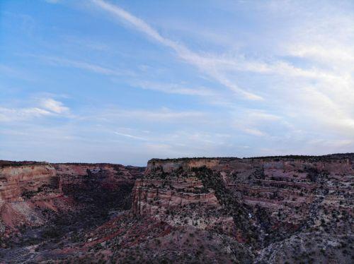 Canyon In Western Colorado