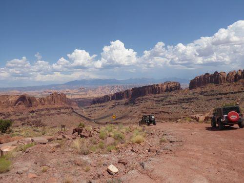 moab canyonland 4x4