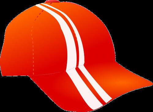 cap hat red
