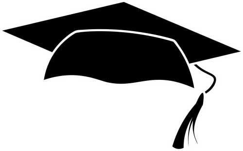 cap college graduation