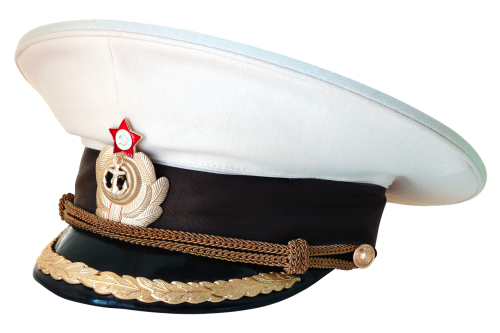 cap captain navy