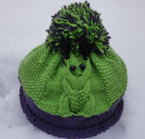 cap hand labor winter