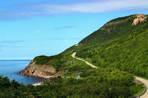 cape breton  road trip  drive