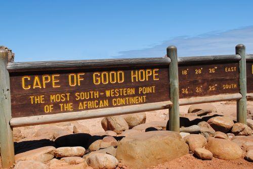cape of good hope shield coast
