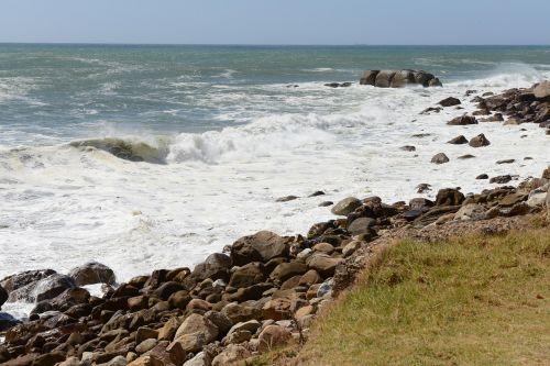 cape region sea wave