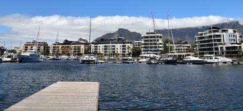 cape town v a waterfront v a marina