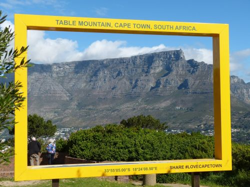 cape town south africa table mountain