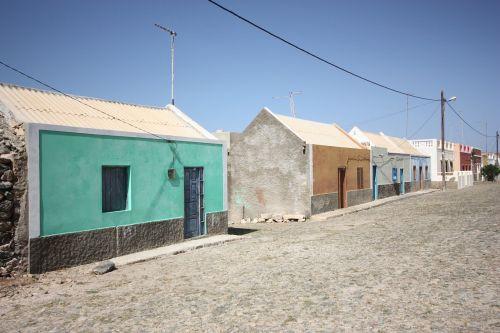 cape verde village sal