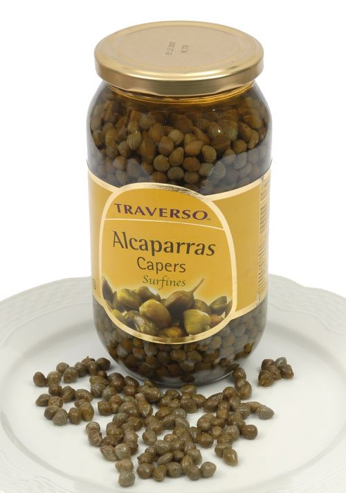capers vegetable dressing