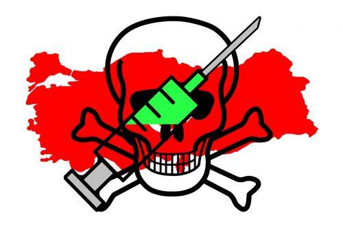 capital punishment poison syringe death syringe