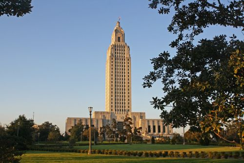capitol baton rouge government