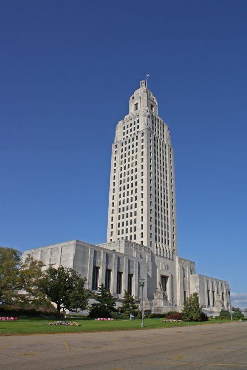 capitol building baton rouge
