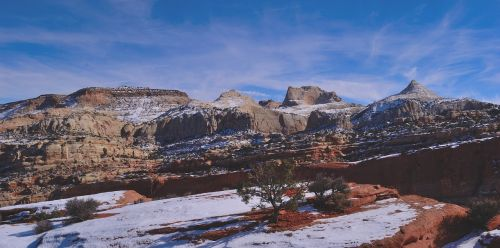 capitol reef national parks