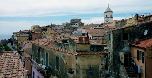 capoliveri village italy